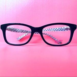 Candies Black Eyeglasses 0103